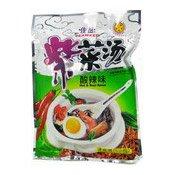 Instant Seaweed Soup (Hot & Sour Flavour) (紫菜湯)