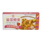 Apple Honey Instant Curry (工研蘋果蜂蜜咖哩)