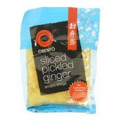 Sliced Pickled Ginger (Sushi Gari Amazu Shoga) (日式醃薑片)