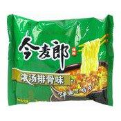 Big Pack Instant Noodles (Stewed Pork) (今麥郎上湯排骨彈麵)