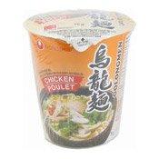 Oolongmen Instant Cup Noodles (Chicken) (烏龍雞杯麵)
