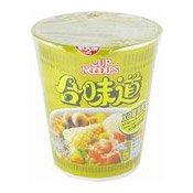 Cup Noodles (XO Sauce Seafood) (合味道XO醬海鮮杯麵)