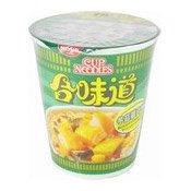 Cup Noodles (Mushroom Chicken) (合味道香菇雞味杯麵)