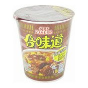 Cup Noodles (Beef) (合味道牛肉杯麵)