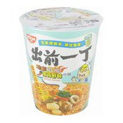 Cup Noodles (Red Hot Seafood) (出前一丁辣海鮮杯麵)