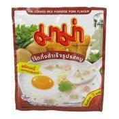 Pre-Cooked Rice Porridge Pork Flavour (媽媽即食豬味粥)