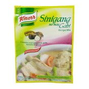 Sinigang Na May Gabi (Tamarind Soup Mix With Taro) (菲律賓芋頭海鮮湯料)
