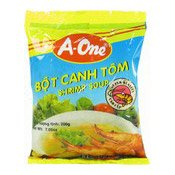 Seasoning Soup Powder (Shrimp) Bot Canh Tom (味王鮮蝦湯料粉)