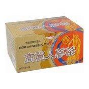 Korean Ginseng Tea (Instant) (高麗人參茶)