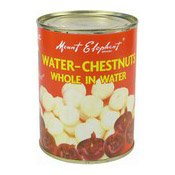 Water Chestnuts Whole In Water (馬蹄粒)