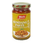 Rendang Paste (Malaysian Style Meat Stir Fry) (楊協成乾咖喱醬)