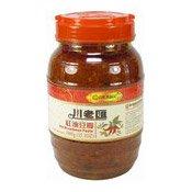 Hot Broadbean Paste (川老匯紅油豆瓣醬)