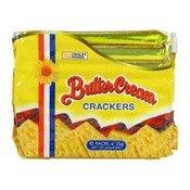 Butter Cream Crackers (菲律賓牛油餅乾)