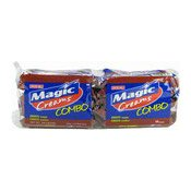 Magic Creams (Combo) (朱古力三文治)