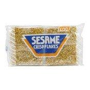 Sesame Crisp Flakes (Brittle) (芝麻糖)