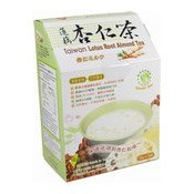 Taiwan Lotus Root Almond Tea (蓮藕杏仁茶)
