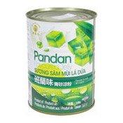 Pandan Flavoured Jelly (萬里香香蘭葉青砂涼粉)
