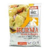 Curry Powder For Chicken & Meat Kurma (Ayam & Daging) (馬來亞雞/肉咖喱粉)
