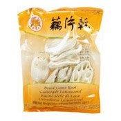 Dried Lotus Roots (金百合蓮藕乾)
