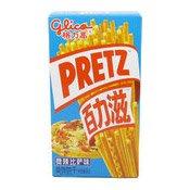 Pretz Chilli Pizza Flavoured Biscuit Sticks (百力滋 (比薩味))