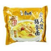Instant Noodles (Pork Rib Soup) (康師傅豬骨麵)