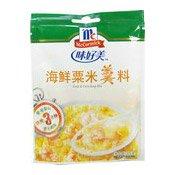 Crab & Corn Soup Mix (海鮮粟米羹)