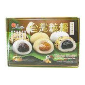 Taiwan Mochi Gift Box (Red Bean Peanut Sesame Paste) (台灣麻糬禮盒)