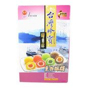 Taiwan Mochi Gift Box (Fruity) (果物麻糬)