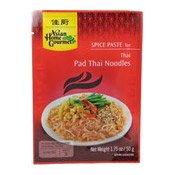 Thai Pad Thai Noodles (金邊粉炒醬)