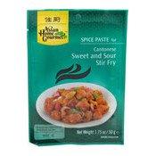 Cantonese Sweet & Sour Stir Fry (甜酸醬)