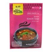 Korean Kimchi Soup Kimchi Jigae (韓式泡菜湯)