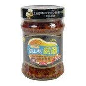 XO Mushroom Sauce (Spicy) (百山祖湘味香菇醬)