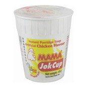 Jok Cup Instant Porridge Soup (Chicken) (媽媽即食雞味粥)