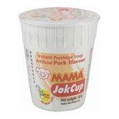 Jok Cup Instant Porridge Soup (Pork) (媽媽即食豬味粥)