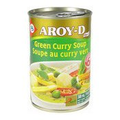 Green Curry Soup (綠咖喱湯)