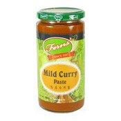 Curry Paste (Mild) (印度咖喱醬)