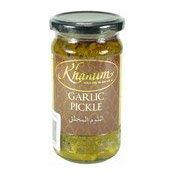 Garlic Pickle (印度大蒜調味醬)