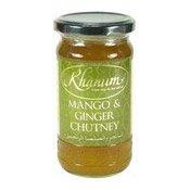 Mango & Ginger Chutney (印度芒果薑調味醬)