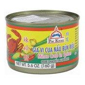 Mince Crab In Spices (Gia Vi Cua Nau Bun Rieu) (珀寬辣椒蟹)