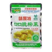 Crisp Pickled Vegetables (Pickles) (味聚特口口脆榨菜)