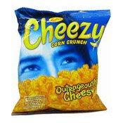 Cheezy Corn Crunch (Cheese Flavour) (芝士粟米小食)