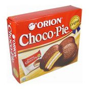 Choco Pie (朱古力餡餅)