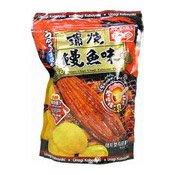 Potato Chips Unagi Kabayaki Flavour (珍珍燒鰻魚薯片)