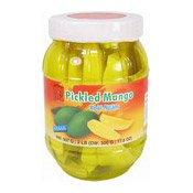 Pickled Mango (Xoai Ngam) (酸芒果片)