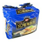 Instant Noodles Multipack (XO Seafood) (日清XO海鮮麵)