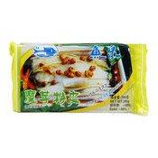 Konnyaku Yam Noodles (Wide) (魚泉魔芋粉皮)
