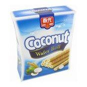 Coconut Wafer Roll (Original) (春光椰子威化條)