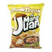 Chicharron Ni Mang Juan (Spicy Sisig) (珍珍素食油炸豬皮(香辣鐵板))