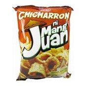 Chicharron Ni Mang Juan (Espesyal Suka'T Sili) (珍珍素食豬皮(香醋辣椒))