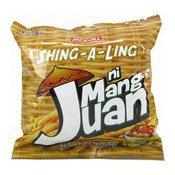 Shing-A-Ling Ni Mang Juan Adobo Flavour Cracker Sticks (菲律賓炸小麥條(鹵水味))